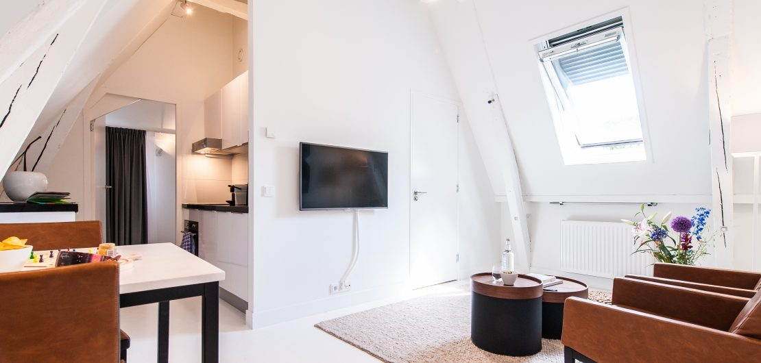 One Bedroom Apartment – Building I