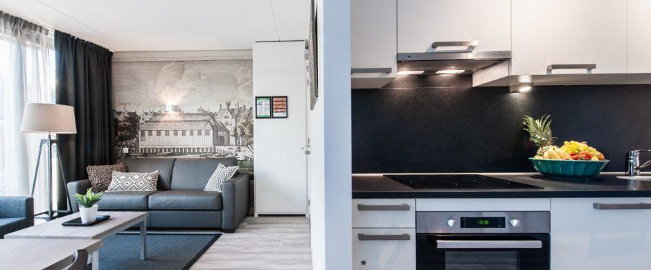 Building II – One Bedroom