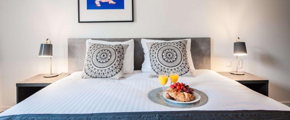 II – Two Bedroom + Terrace