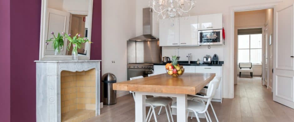 Two Bedroom with Canal View Floor I