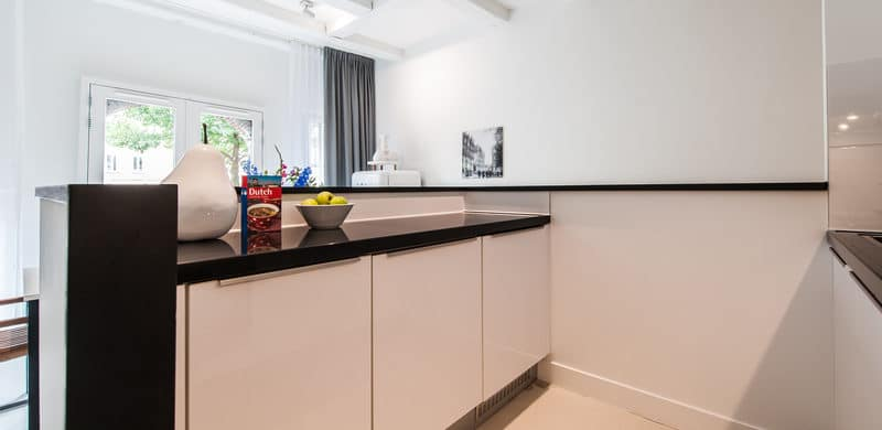 Family Two Bedroom Canal Apartment – Building I