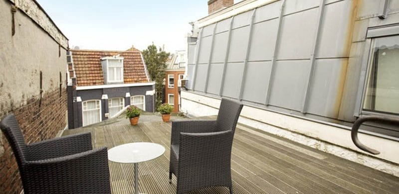 Two Bedroom Historic Apartment Amsterdam