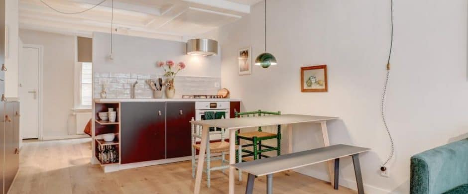 Cosy Jordaan Studio