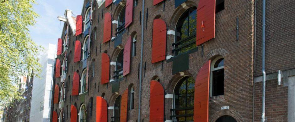 Jordaan Canal Studio