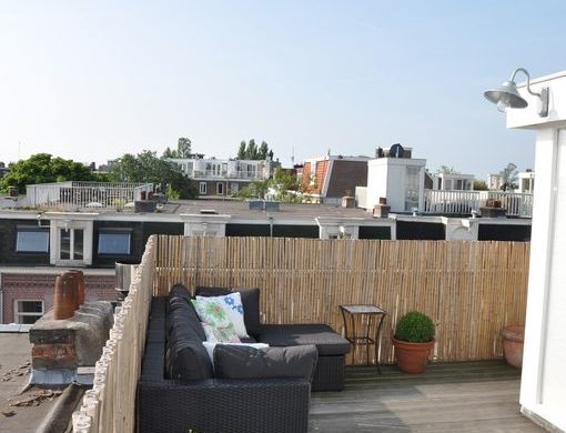 Luxurious Apartment with Rooftop Garden