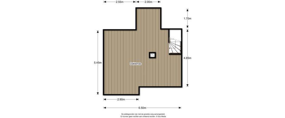 Penthouse 200m2 – 6 Guests