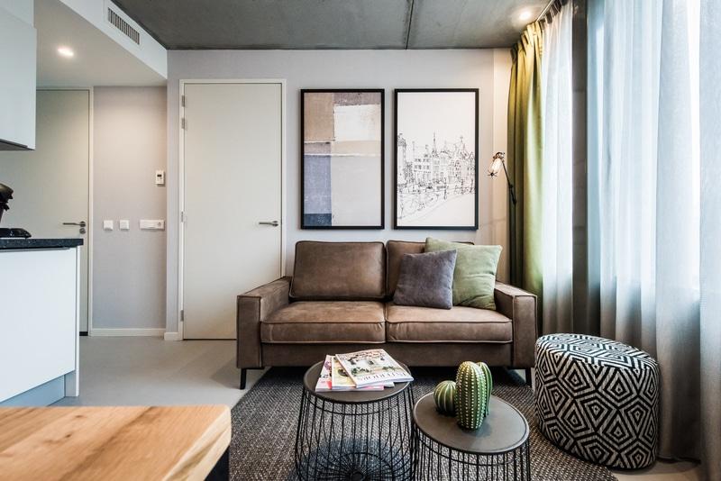 Two Bedroom Zeeburgerdijk Apartment   Aparthotels ...
